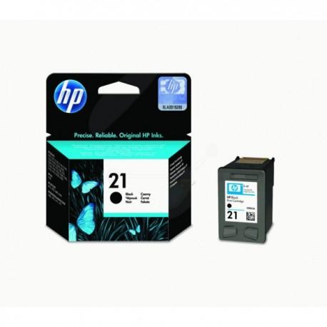 Cartouche noire HP pour Deskjet 3910...  (N°21)
