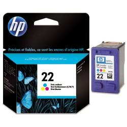 Cartouche Couleur HP pour Deskjet 3910 ... (N°22)