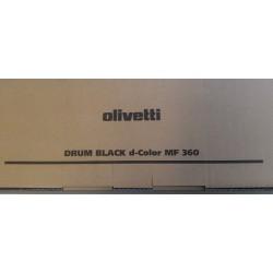 Tambour noir Olivetti pour d-color MF220 / MF280 / MF360