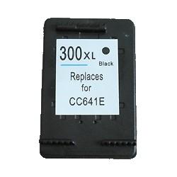 Cartouche noire générique pour HP pour deskjet D2560 ... (N°300XL)