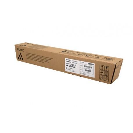 Toner noir Ricoh pour Aficio MP C4503 / MP C5503 / MP C6003