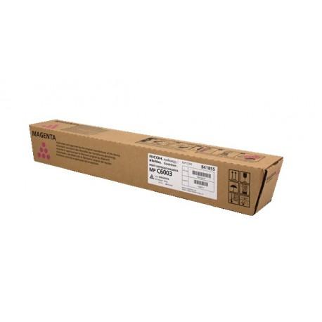 Toner Magenta Ricoh pour Aficio MP C4503 / MP C5503 / MP C6003