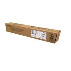 Toner Yellow Ricoh pour Aficio MP C4503 / MP C5503 / MP C6003