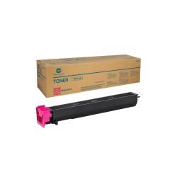 Toner magenta Konica Minolta pour Bizhub C654 / C754... (TN711M)