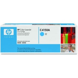 Toner Cyan HP pour Color LaserJet 8500/8550 séries