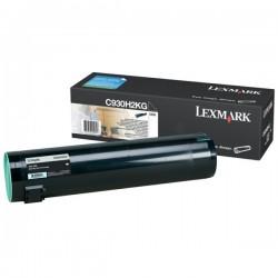 Toner noir longue durée Lexmark pour C935 ...