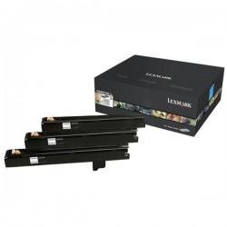 Kit 3 photoconducteurs couleurs (cyan, magenta, jaune) pour Lexmark C935/x940e/x945e