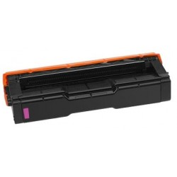 Toner magenta générique Haute capacité pour Ricoh SP C252DN/ 252SF