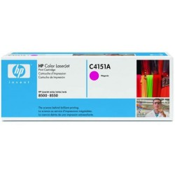 Toner Magenta HP pour Color LaserJet 8500/8550 séries