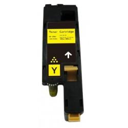 Toner jaune générique pour Xerox WorkCenter 6027/ Phaser 6022.....