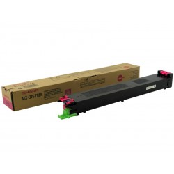 Toner magenta Sharp pour copieur MX2301N/2600N/3100N/4100/5000... (MX31GTMA)