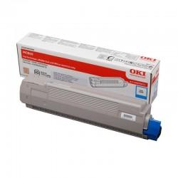 Toner cyan Oki pour MC860dn / MC860cdtn / MC860cdxn