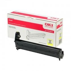Tambour jaune Oki pour imprimante Oki C8600 / C8800