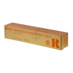 Toner Jaune Haute Capacité Ricoh Type 245 pour CL4000 / CL4000DN / CL4000HDN