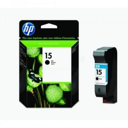 Cartouche Noire HP pour Deskjet 3810 (N°15)
