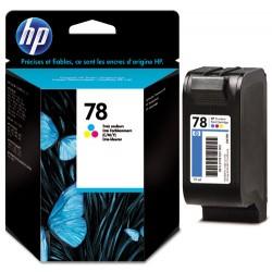 Cartouche 3 Couleurs HP pour Deskjet 1220 (N°78)