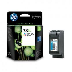 Cartouche 3 Couleurs Grande Capacité HP pour Deskjet 1220 (N°78)