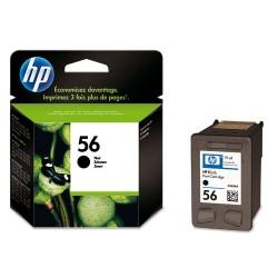 Cartouche Noire HP pour Dekjet 5100 ... (N°56)