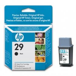 Cartouche Encre Noire HP Grande Capacité (n°29)