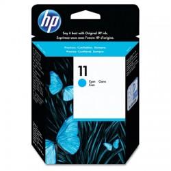 Cartouche Encre Cyan HP pour Business Inkjet 1000 ... (N°11)