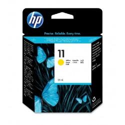 Cartouche Encre Jaune HP pour Business Inkjet 1000 ... (N°11)