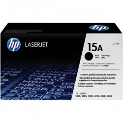 Toner HP pour laserjet 1200 ... (15A)