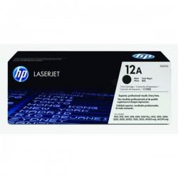 Toner noir HP pour LaserJet 1010/1015/1020/3015... (12A)