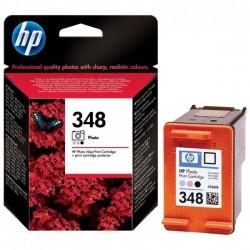 Cartouche photo HP grande capacité pour Dekjet 5740 ... (n°348)