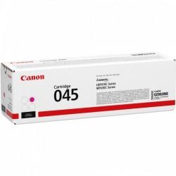 Cartouche Toner Magenta CANON pour Imprimante Laser (N°045M) - Capacité 1300 pages