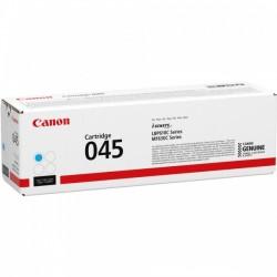 Cartouche Toner Cyan CANON pour Imprimante Laser (N°045C) - Capacité 1300 pages