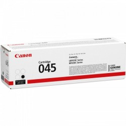 Cartouche Toner Noir CANON pour Imprimante Laser (N°045N) (CRG045N) - Capacité 1400 pages