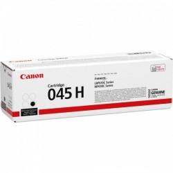 Cartouche Toner Noir Haute Capacité CANON pour Imprimante Laser (N°045NH) - Capacité 2 800 pages