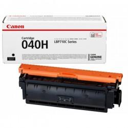 Cartouche Toner Noir Haute Capacité CANON pour Imprimante Laser (N°040HBK) (CRG040NH) - Capacité 12 500 pages