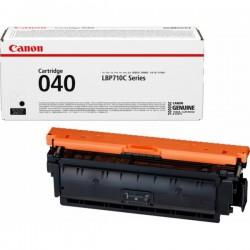 Cartouche Toner Noir CANON pour Imprimante Laser (N°040BK) (CRG040BK) - Capacité 6 300 pages