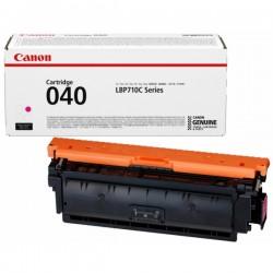 Cartouche Toner Magenta CANON pour Imprimante Laser (N°040M) (CRG040M) - Capacité 5 400 pages