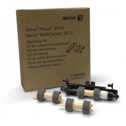 Kit rouleau d'alimentation papier Xerox pour phaser 3610 / workcentre 3615 ....