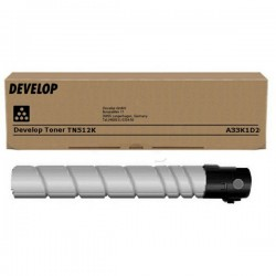 Toner Noir Develop pour Ineo +454/+554 ... (TN-512K) (29 000 pages)