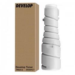 Toner noir Develop pour ineo 222,250,282... (TN-211)