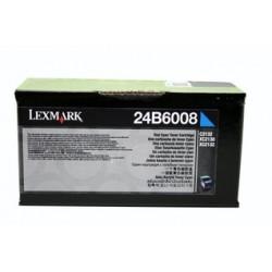 Cartouche de toner Cyan Lexmark pour C2132 - XC2130 - XC2132