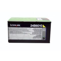 Cartouche de toner Jaune Lexmark pour C2132 - XC2130 - XC2132