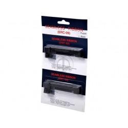 Lot de 2 Rubans noirs génériques pour Epson ERC07/09/81/HX20 (S015171)