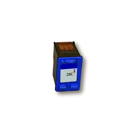 Cartouche couleur générique pour HP Deskjet 3320 / 3420 (n°28)