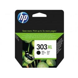 Cartouche d'encre noir haute capacité HP pour Envy Photo 6230, 7130, 7830 (N°303XL) - 600 pages