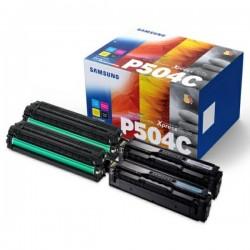 Pack 4 Toner Samsung pour CLP 415...