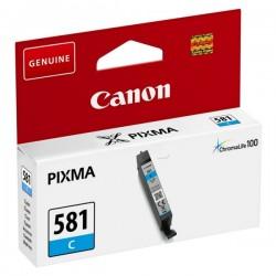 Cartouche d'encre Cyan Canon CLI-581C pour Gamme PIXMA TS8150 ...