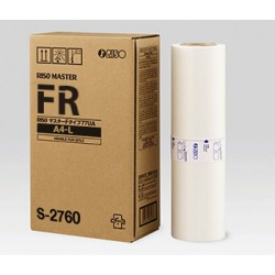 2 * Master A4 Riso pour FR / RP (S2760)