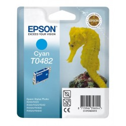 Cartouche d'encre Epson T0482 Cyan