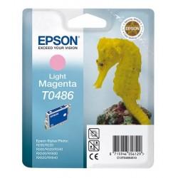 Cartouche d'encre Epson T0486 Photo Magenta