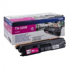 Toner Magenta haute capacité Brother pour HL-L8250CDN/ L8400CDN...(TN326M)