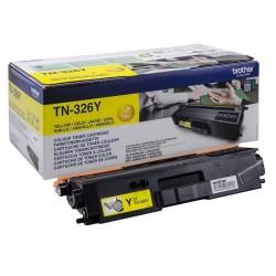 Toner Yellow haute capacité Brother pour HL-L8250CDN/ L8400CDN...(TN326Y)